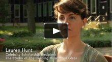 Lauren Hunt: Celebrity Cruise Scholarship Recipient