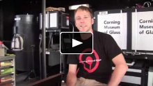 Blow Glass at Sea with The Corning Museum of Glass