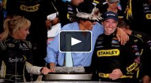 Creating the Watkins Glen International NASCAR Trophy