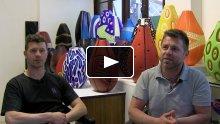 Travels of the Glass Pilgrim: Pietro and Riccardo Ferro
