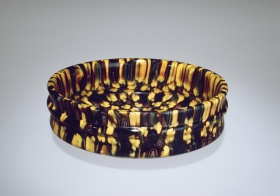 Shallow Mosaic Bowl