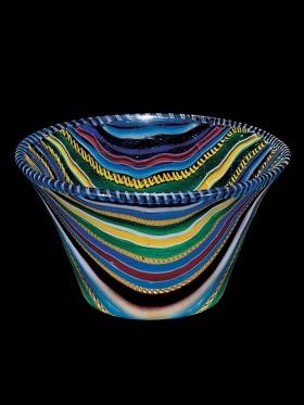 Ribbon Glass Cup
