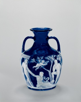 Replica of the Portland Vase