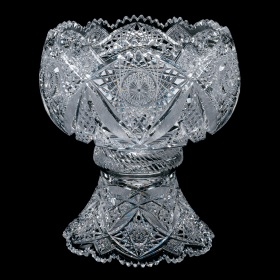 Punch Bowl on Stand by J. Hoare & Company