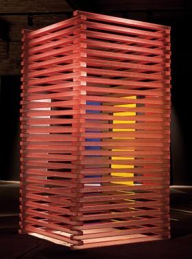 Glass Sticks by Jun Kaneko
