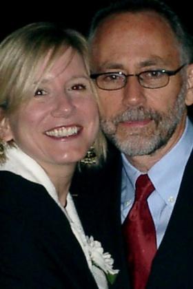 Doug and Katya Heller