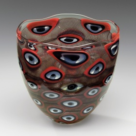 Khait Rhoads - Eye Vase