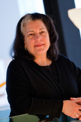 Tina Oldknow, curator of modern glass
