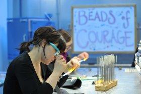 Beads of Courage Volunteers