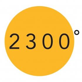 2300°