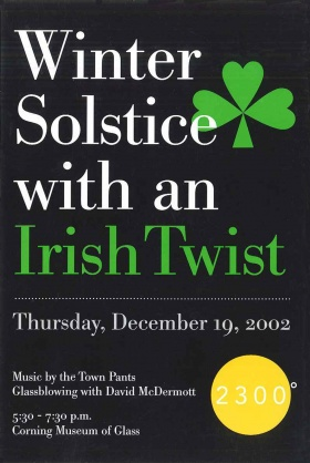 2300°: Winter Solstice with an Irish Twist