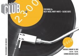 2300°: Club 2300°