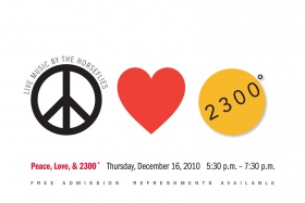 Peace, Love, and 2300° (2010)