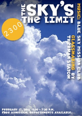 2300°: The Sky's the Limit