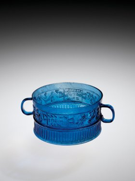 Behind the Glass: Ennion and His Legacy: Mold-Blown Glass from Ancient Rome