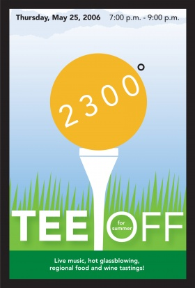 2300°: Tee Off for Summer