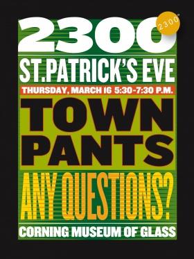 2300°: St. Patrick's Eve