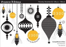 2300°: Ornament-A-Palooza