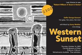 2300: Western Sunset