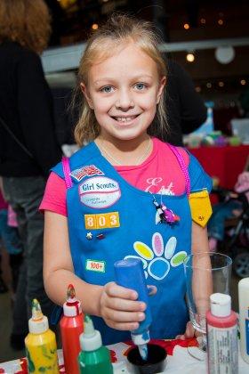 Girl Scout Advanced Bead It! Program
