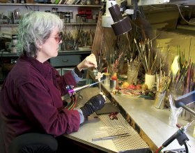 Local Artists Week Demonstration: Margaret Neher
