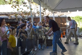 Hot Glass Roadshow at The Getty Villa