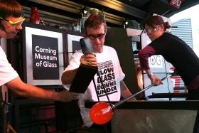 The Hot Glass Roadshow goes to Australia