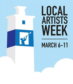 Local Artists Week