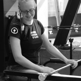 Hot Glass Team: Guest Artist Demonstration