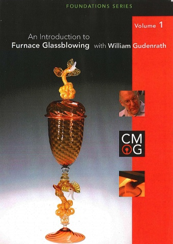 Foundations Series, Volume 1: Introduction to Furnace Glassblowing with William