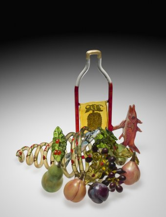 The Secrets of Winemaking, Ginny Ruffner