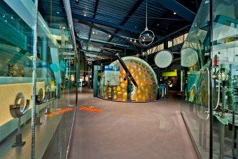 Innovation Center Optics Gallery
