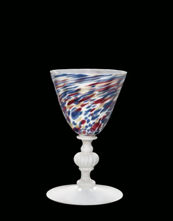 Goblet, Venice, Italy or France, 1600‑1699