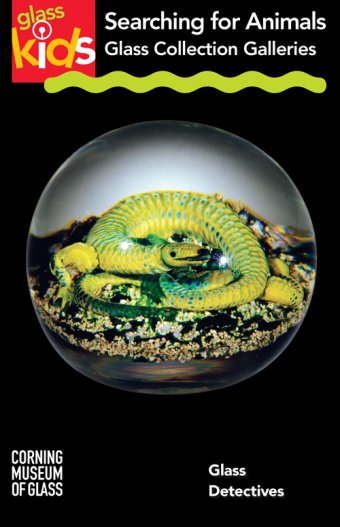Glass Detectives: Searching for Animals