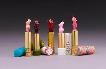 Lipsticks by Carmen Lozar