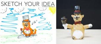 You Design It; We Make It Cat