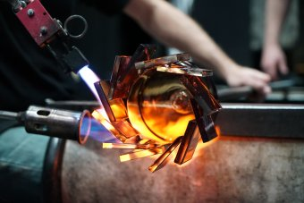 Glassblowing Demonstrations