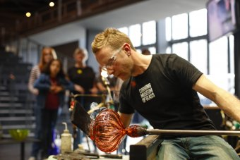 Glassblowing Demonstration
