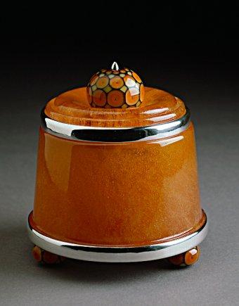 Amber Box by Kristina Logan