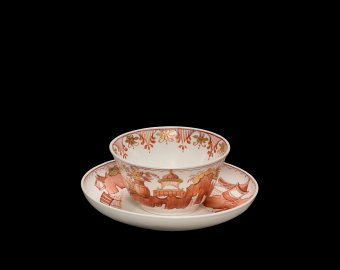 Fig. 5: Teacup and saucer