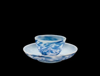 Fig. 9: Teacup and saucer