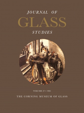 Journal of Glass Studies, Vol. 27