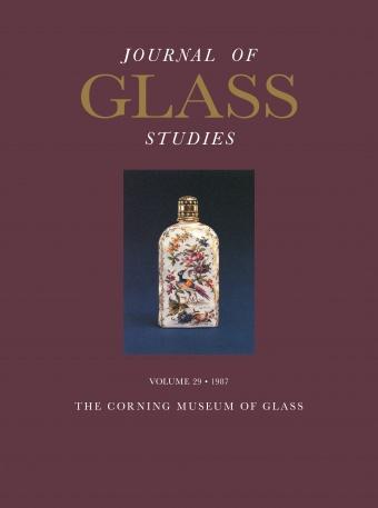 Journal of Glass Studies, Vol. 29
