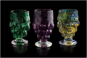 Make Your Own Glass: Wineglass tumbler