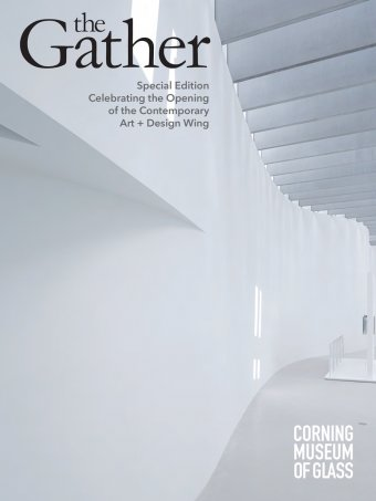 The Gather: Special Edition Celebrating the Opening of the Contemporary Art + Design Wing