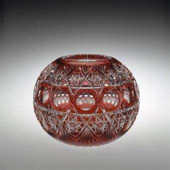 Meriden Cut Glass Company bowl