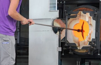 Hot Glass on Nantucket