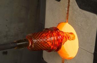Ice cream cone prototype by designer Q Cassetti