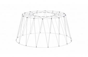Design drawing by Stephen Burks for GlassLab at Vitra Design Museum, Art Basel 2011