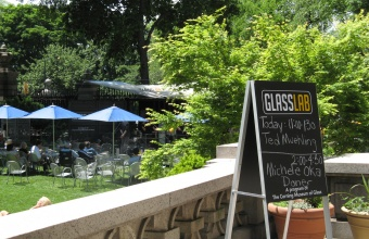 GlassLab at the Cooper Hewitt, National Design Museum 2008